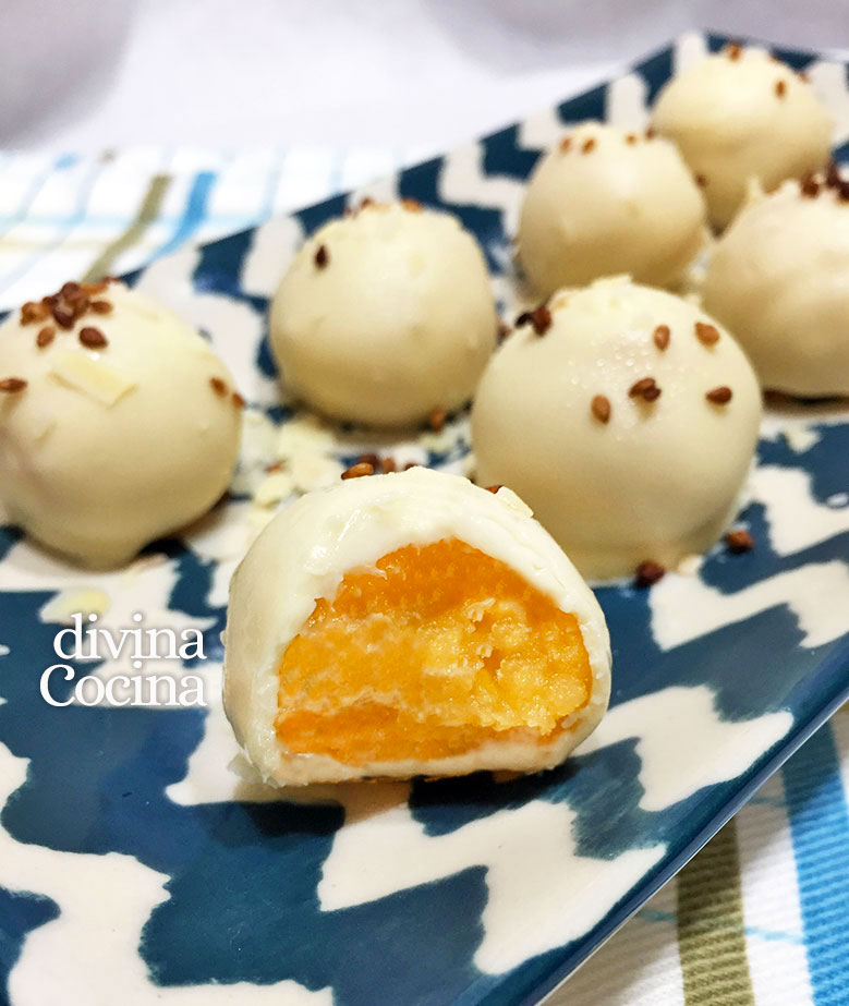 pastelillos de yema