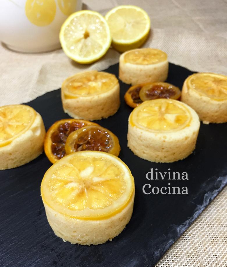 receta de pastelillos limon juego de tronos