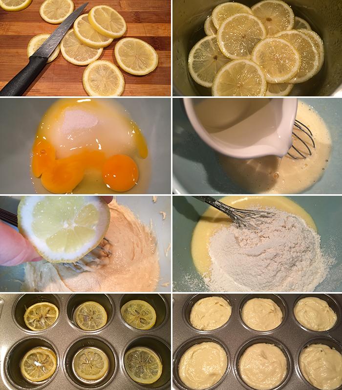 pastelillos limon juego de tronos paso a paso