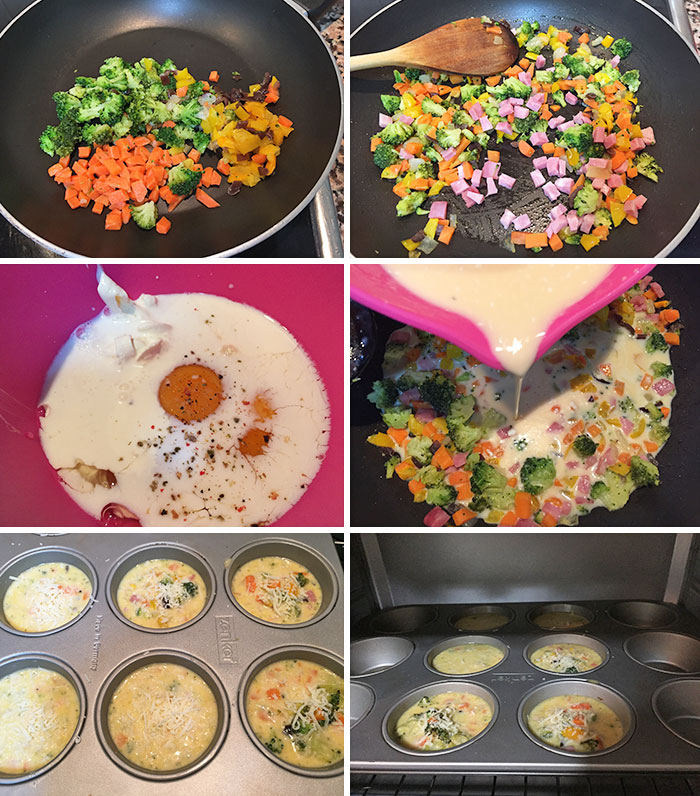 pastelillos de verduras