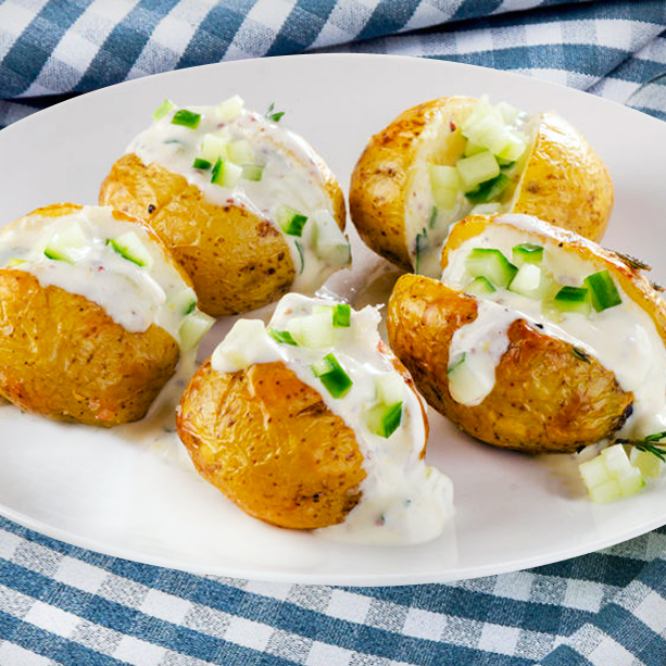patatas asadas en el microondas 2