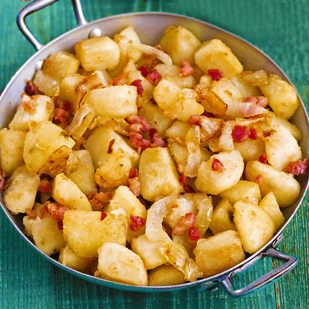 patatas estilo aleman Bratkartoffeln