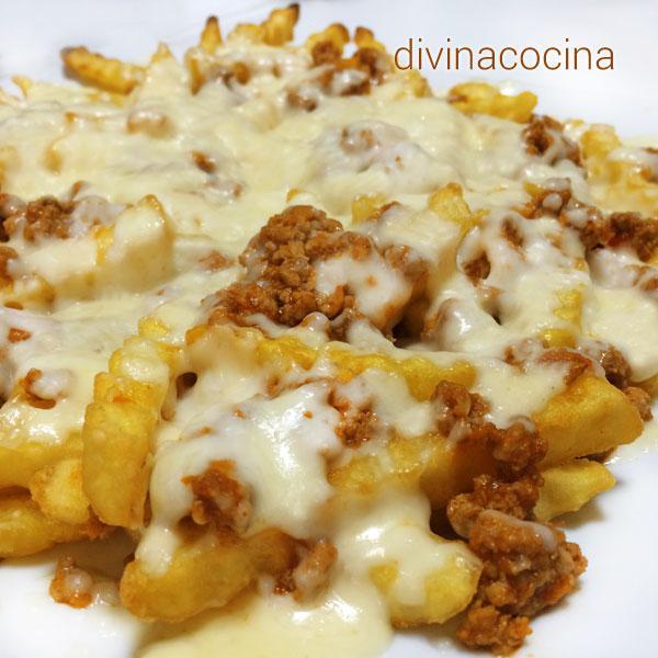 Image Result For Receta Patatas Fritas Con Carne Picada