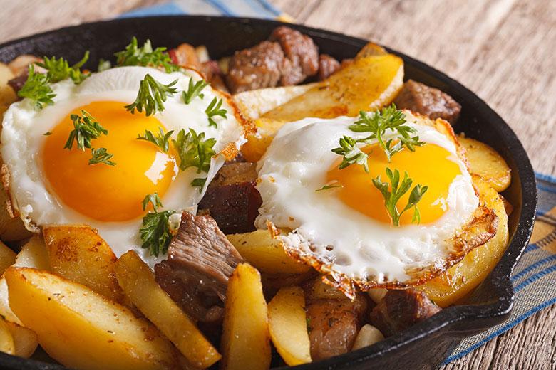 patatas a la tirolesa grostl