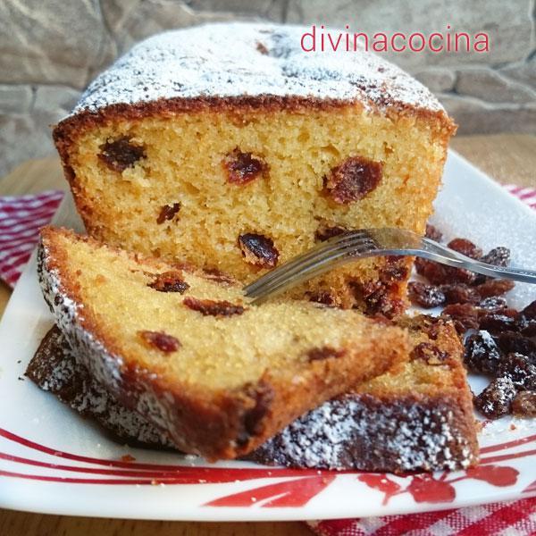 Plum Cake clasico