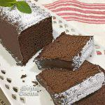 Pound Cake de chocolate