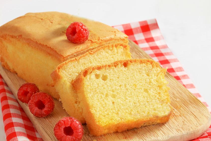 pound cake detalle