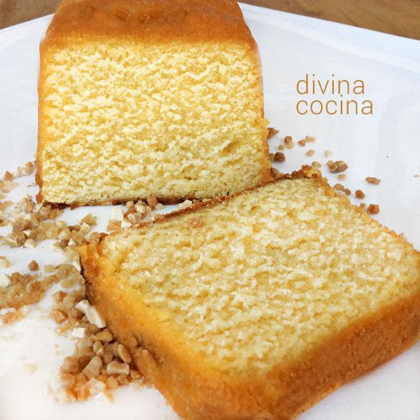 bizcocho de mantequilla pound cake