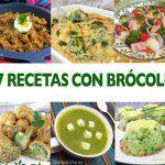 7 recetas con brócoli