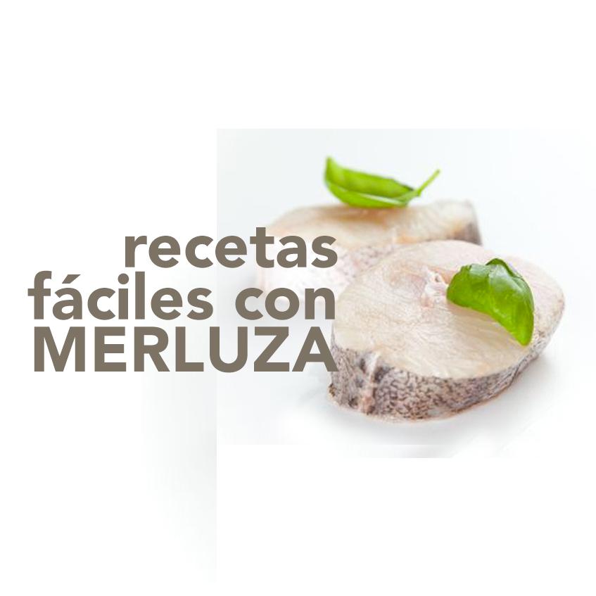 RECETAS CON MERLUZA