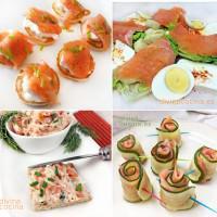 7 recetas fáciles con salmón ahumado