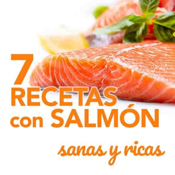 recetas con salmon