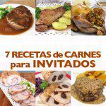 7 recetas de carne para invitados