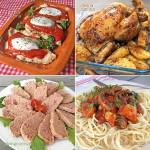 7 recetas fáciles con pollo