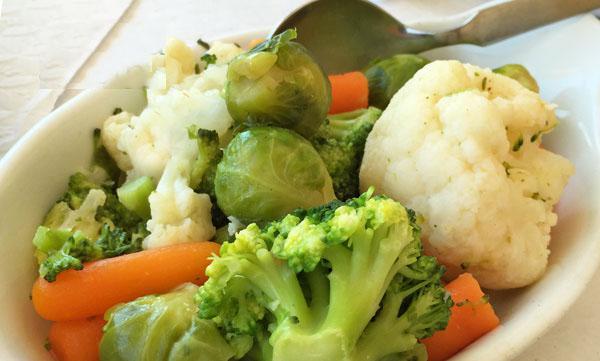 Recetas de Cocina vegetariana