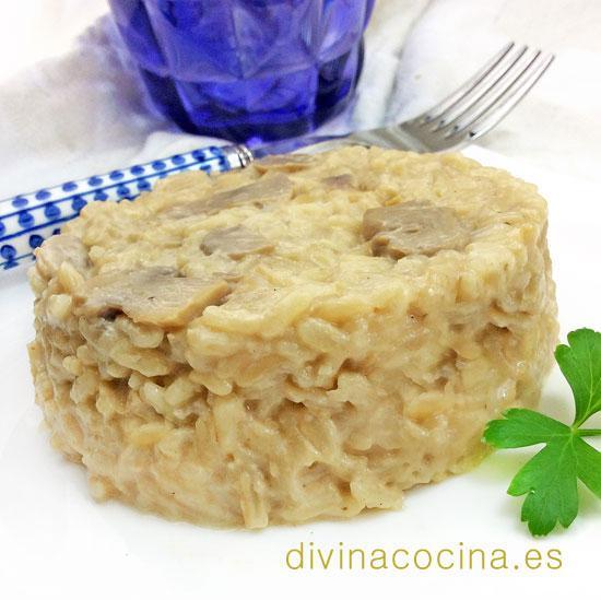 risotto-de-champinones