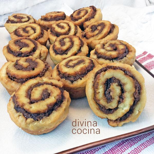 Rollitos De Canela Fáciles Receta De Divina Cocina