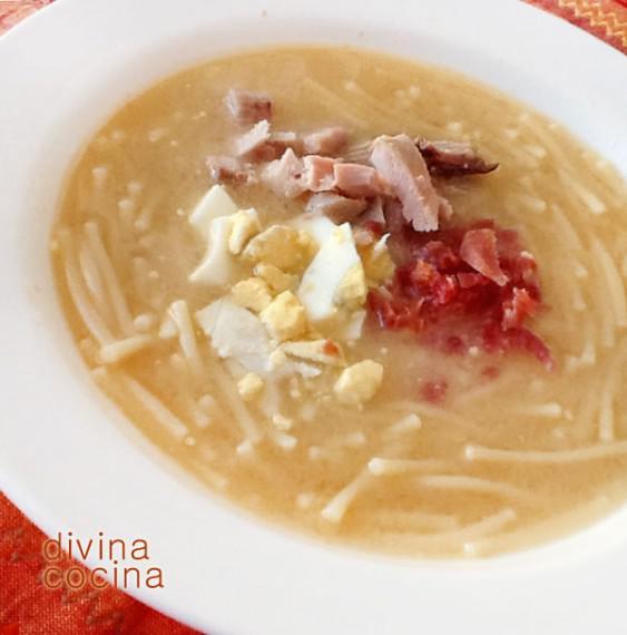 Sopa De Picadillo Fácil Receta De Divina Cocina