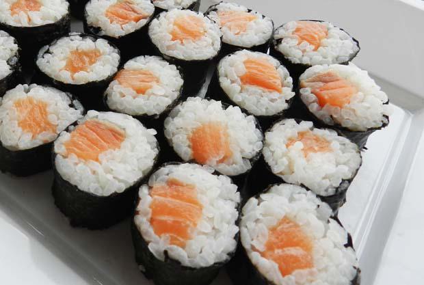 Sushi casero con Easy Sushi Maker