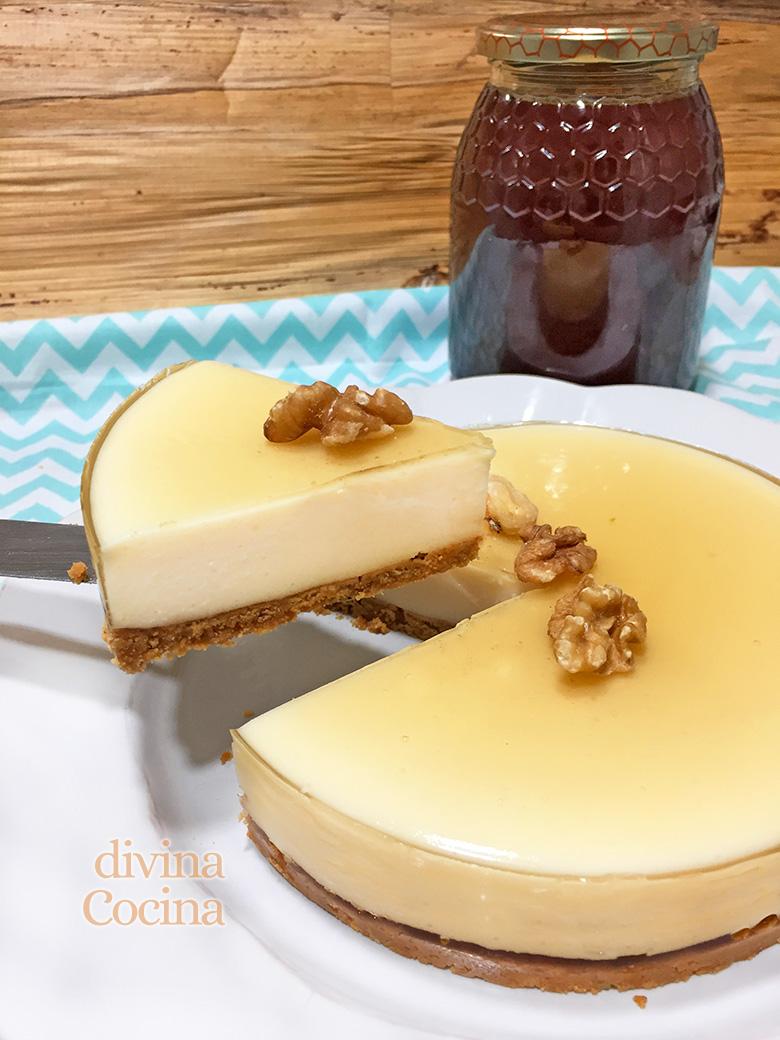 tarta de cuajara y yogur
