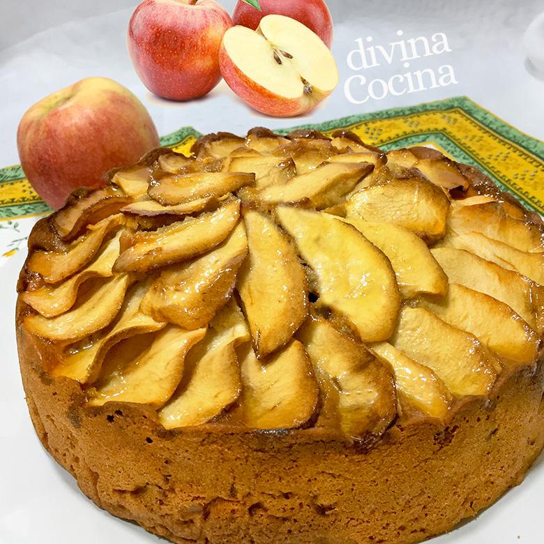 tarta de manzana estilo sueco