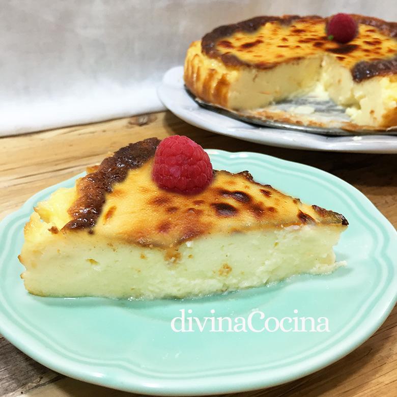 tarta de queso la vina