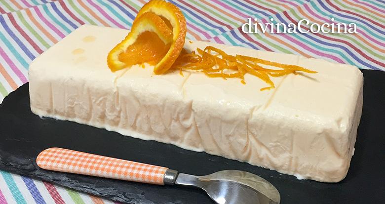 tarta helada naranjas F