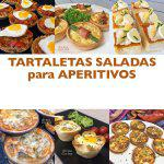 Recetas para tartaletas saladas de aperitivo