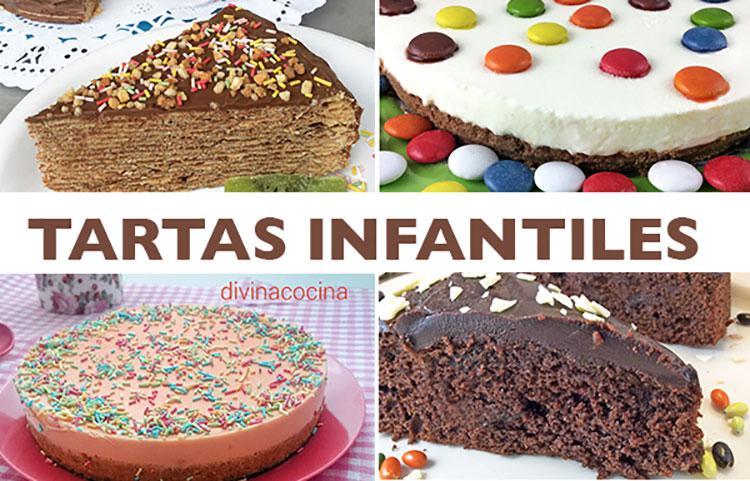 tartas-infantiles