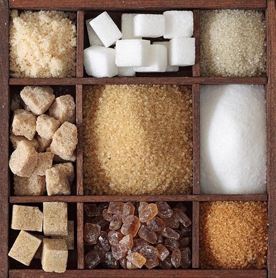 tipos de azúcar y sus usos en la cocina