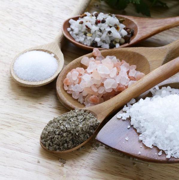 Tipos de sal y sus usos en la cocina