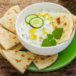 Tzatziki griego (salsa de yogur y pepino)