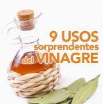 9 usos sorprendentes del vinagre