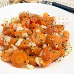 Aliño de zanahorias al estilo andaluz
